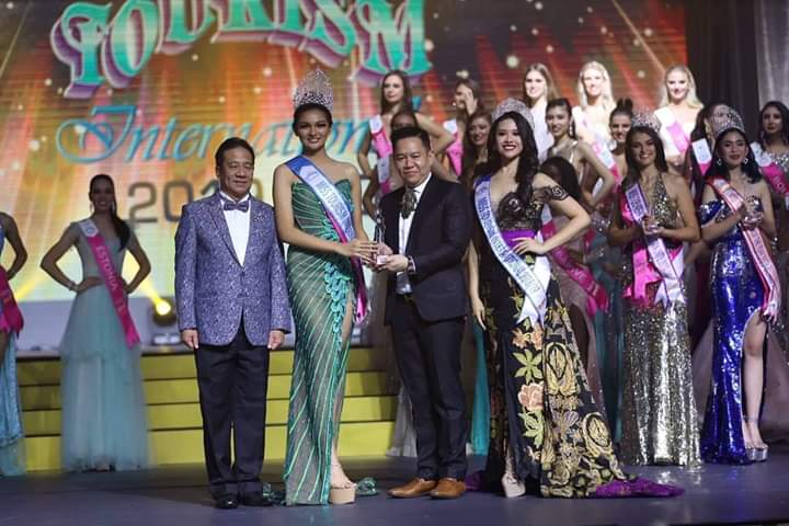Miss Tourism International 2019 is Philippines, Cyrille Payumo! 75258610
