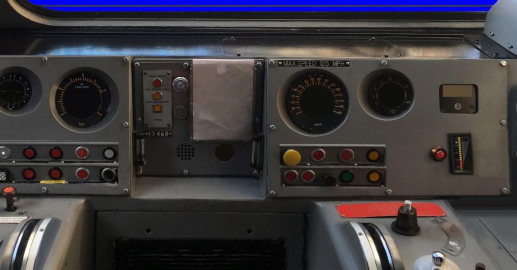 Grand Central MTU High Speed Train. Hstcab10