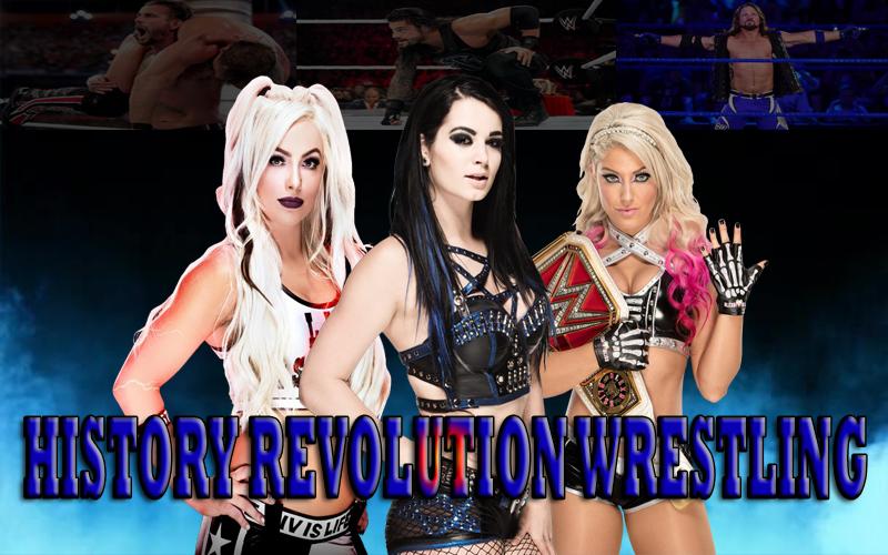 History Revolution Wrestling