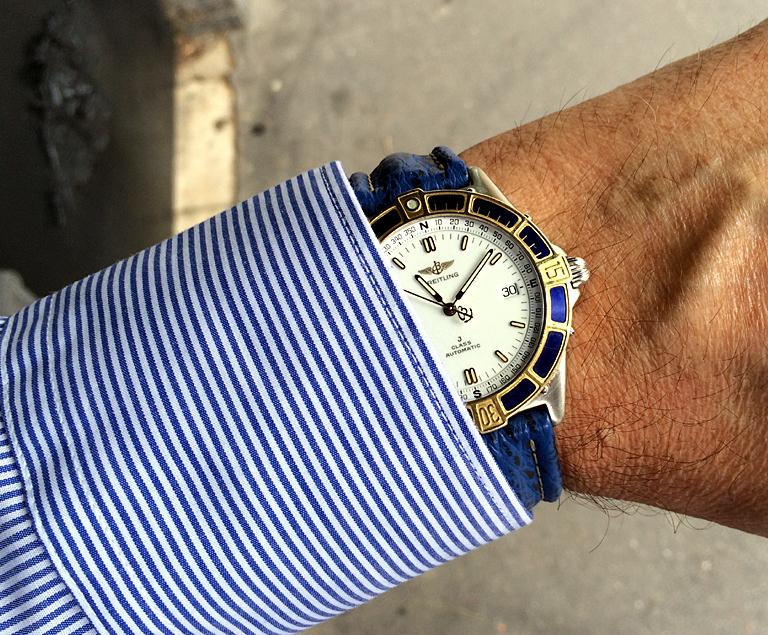 Votre montre la plus attachante... Jclass10