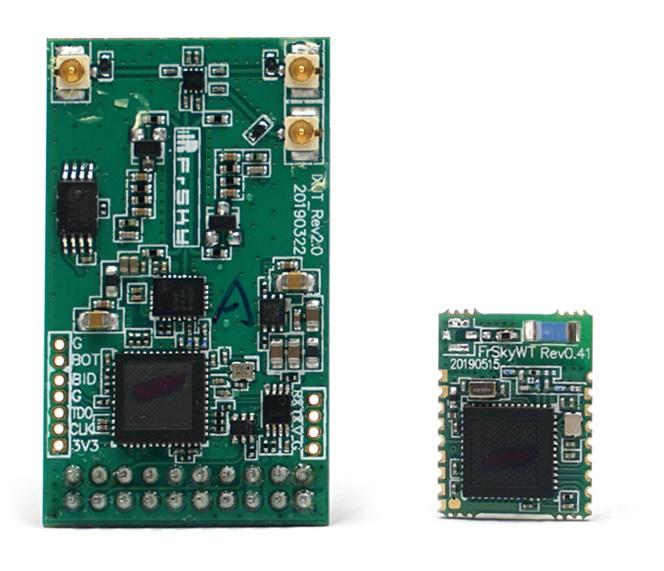 Upgrade des X10/X10S: carte RF ACCESS X10_ac10