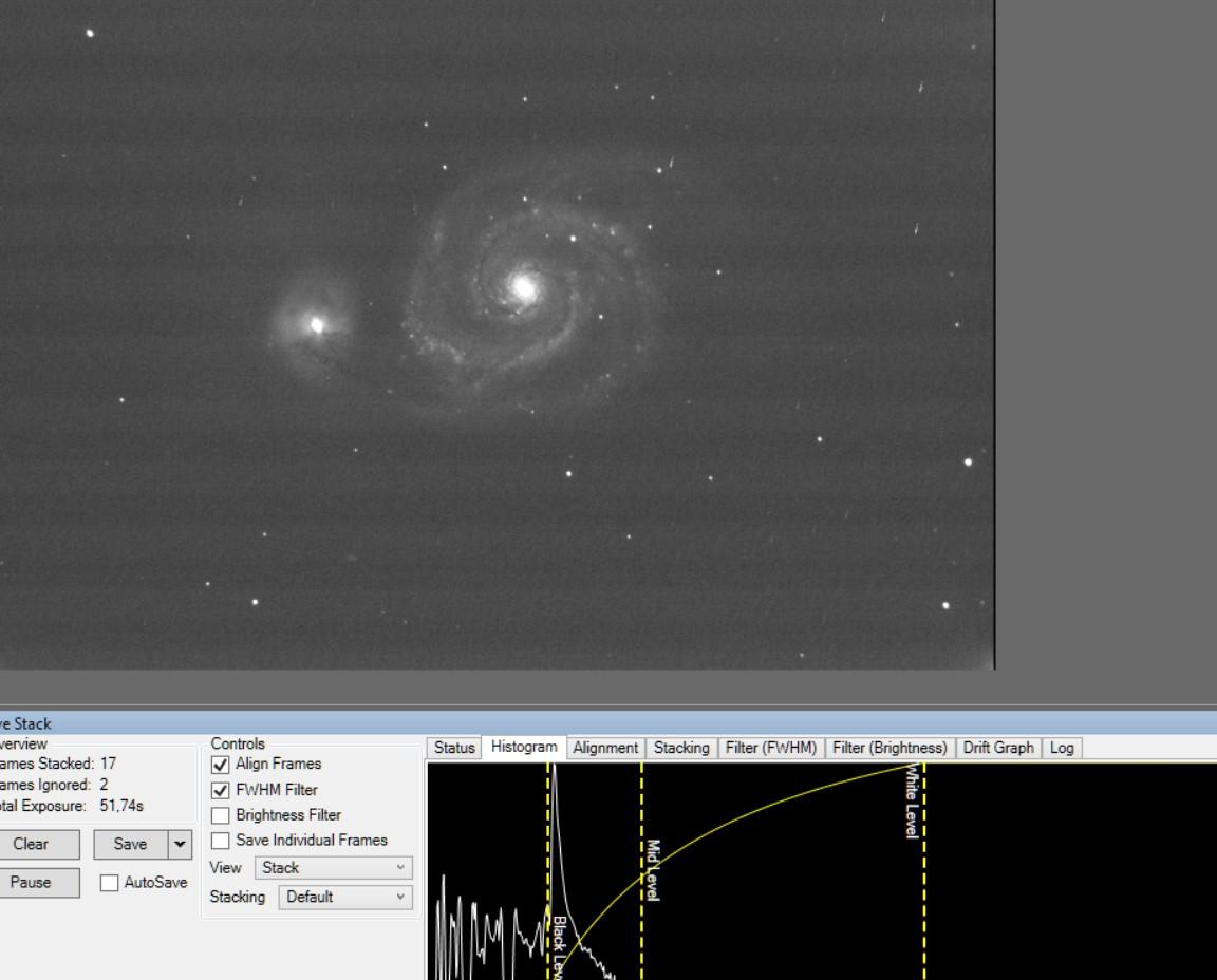 Riches soirées: M92, ngc6543, Voie lactée, Visuel assisté ... Mm5110