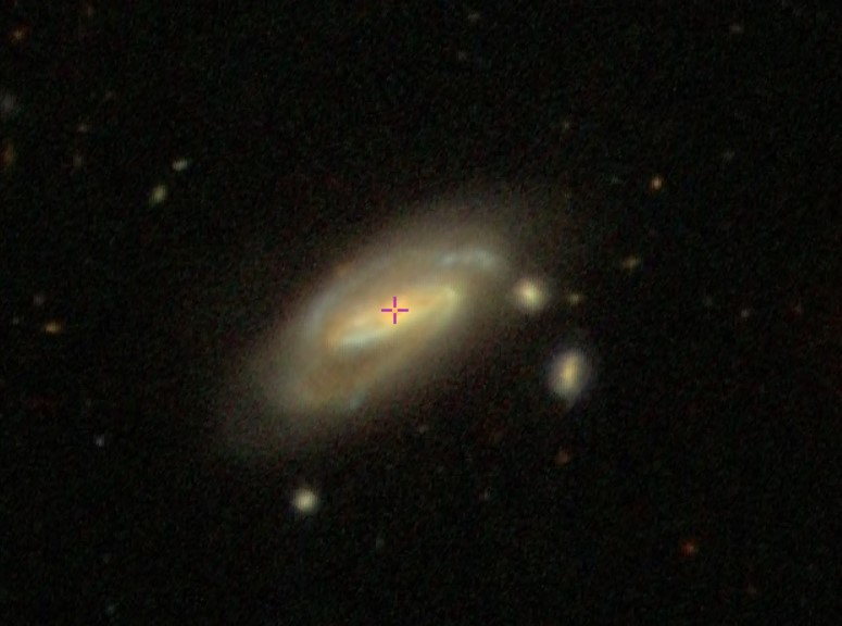 ngc4217 non éclipsée par m106 Ngc42210