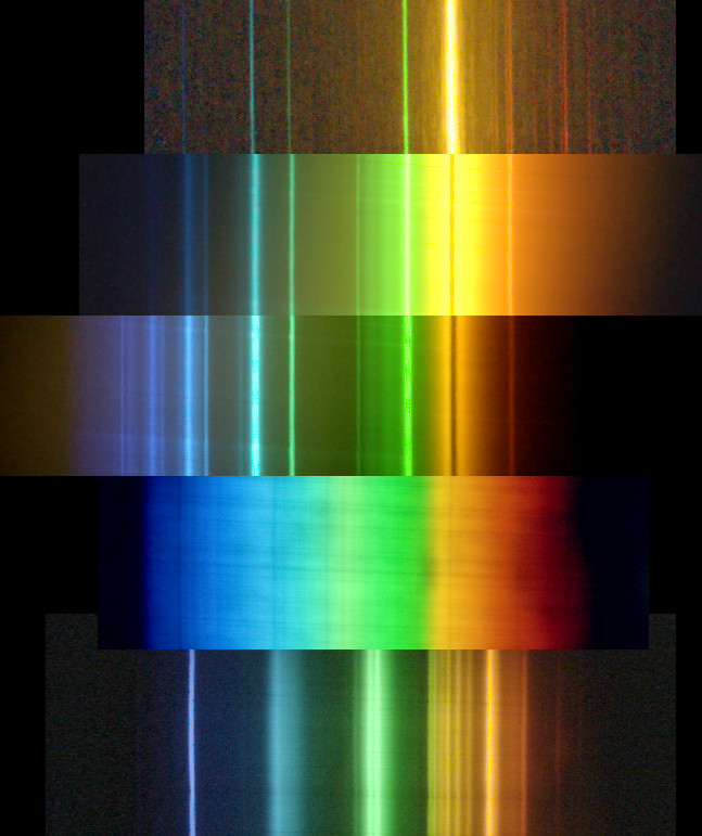 Spectrographe pas cher DIY Spectr14