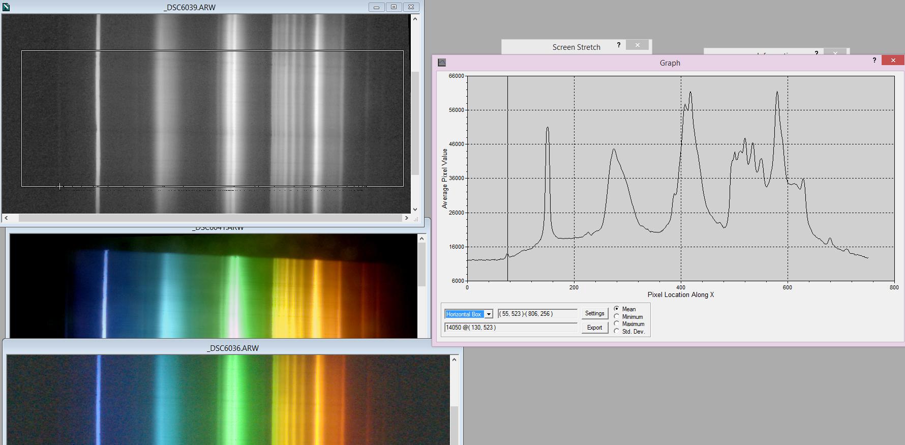 Spectrographe pas cher DIY Spectr15