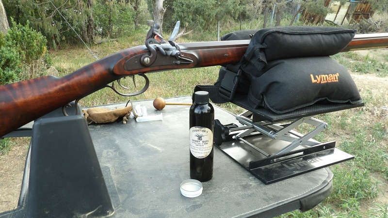 Coned Muzzle Accuracy 50 yards 100_1911