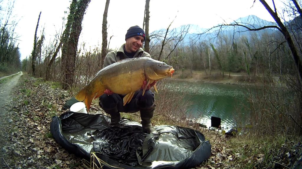 Premières pêche de l' année. 105kg10