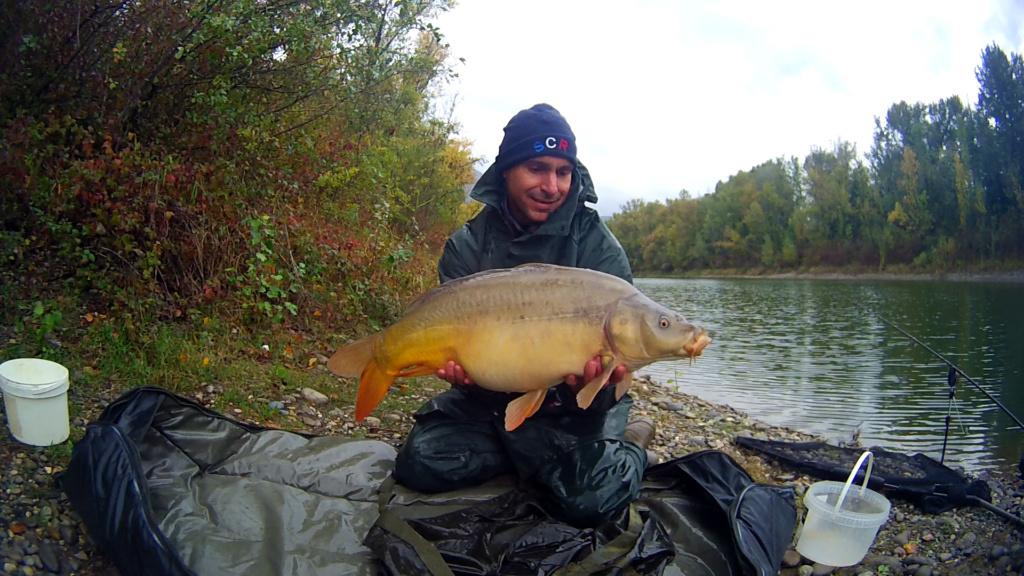 Mes derniers mois de pêche. 7kg10