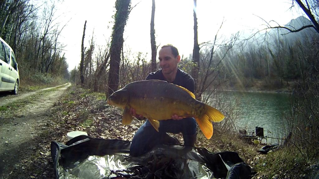 Premières pêche de l' année. 7kg_210