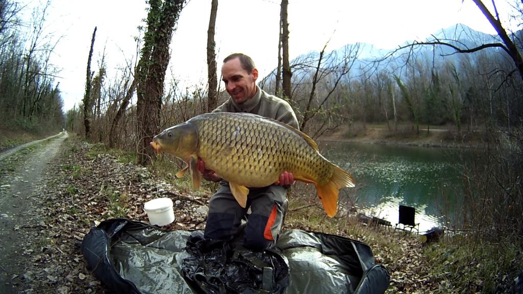Premières pêche de l' année. Vlcsna65