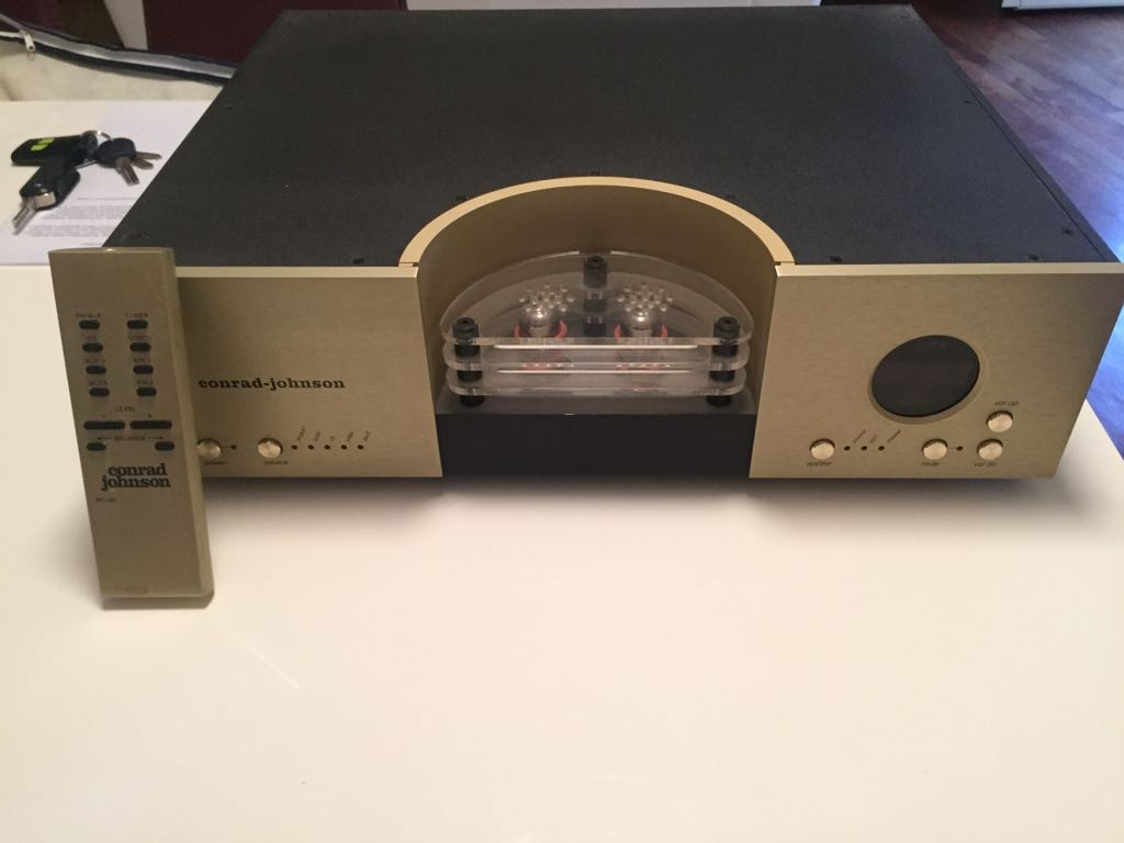 vendo pre-amplificatore valvolare Conrad Johnson ct5-1 B5981a10