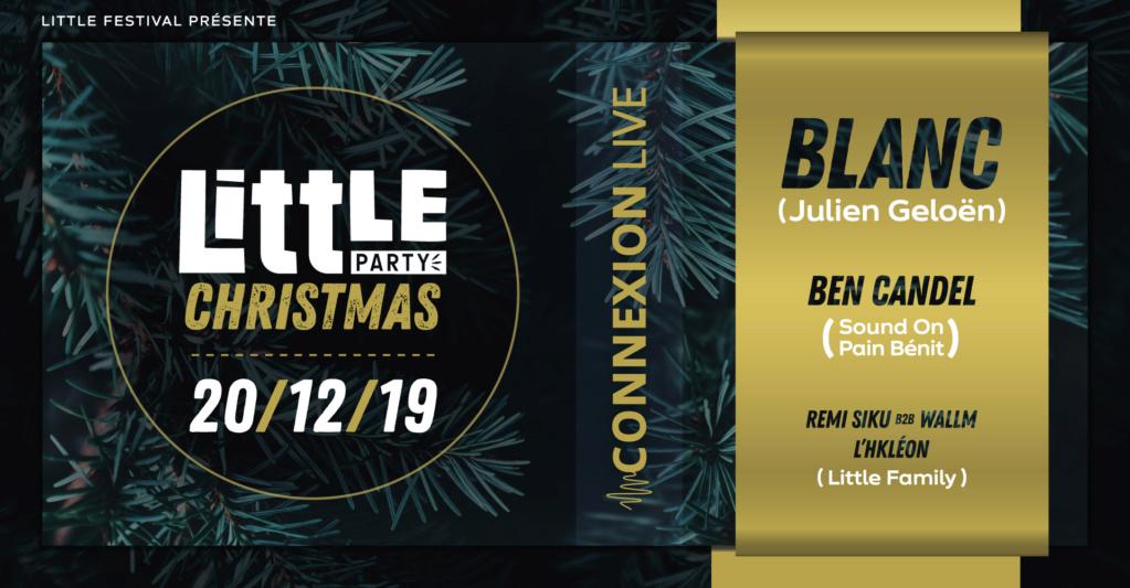 Little Christmas : Blanc, Ben Candel, Little Family Banner11