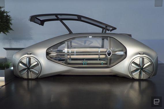 2019 - [Audi] AI:me E-Tron / AI:Trail Quattro Renaul15