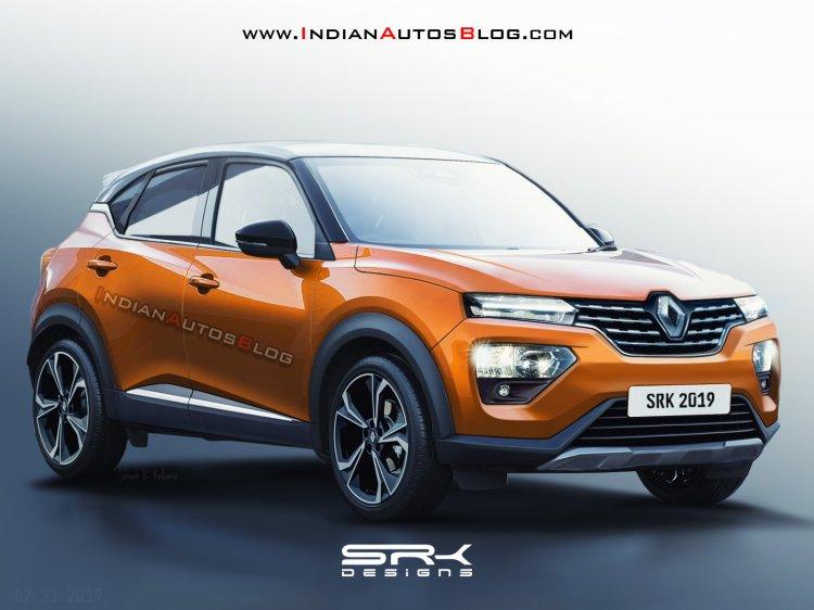 2020 - [Renault] Kwid SUV Renaul20