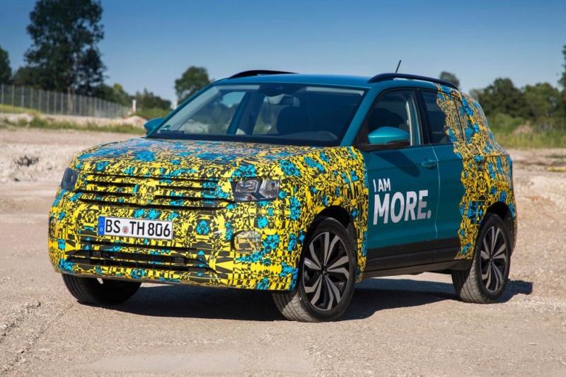 2018 - [Volkswagen] T-Cross - Page 5 T-cros10