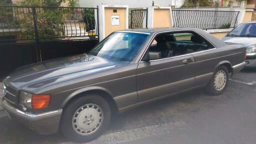 Jantes W126 500 SEC 15304610