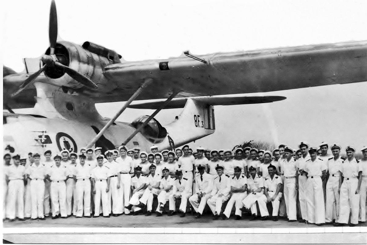 [Les anciens avions de l'aéro] Catalina - Page 16 013_2410