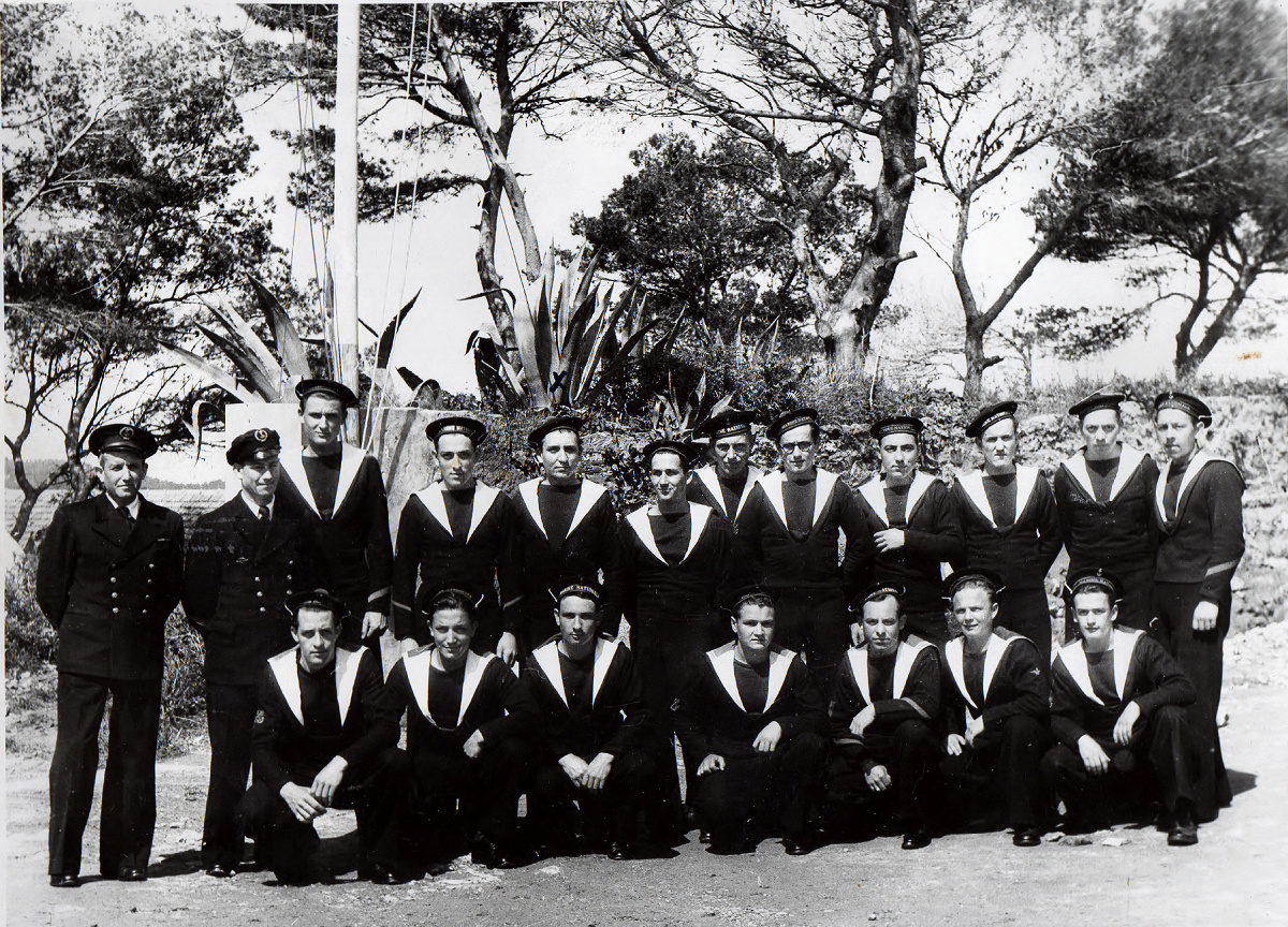 [Les écoles de spécialités] Ecole TER et Ecole des Détecteurs de Porquerolles - Page 35 1946_p16