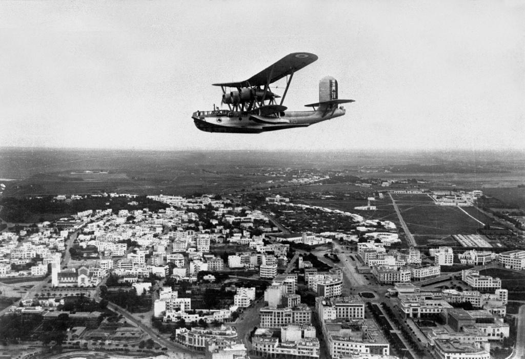 [Les anciens avions de l'aéro] L'HYDRAVION BREGUET BR.521 BIZERTE 23480-10