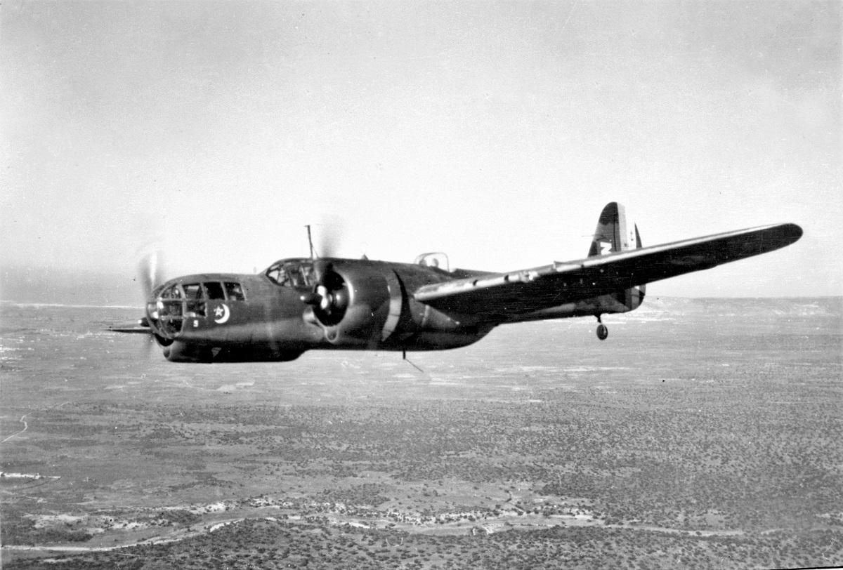 L'escadrille B3 en avril 1940  36146-11