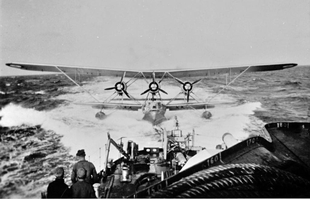 [Les anciens avions de l'aéro] L'HYDRAVION BREGUET BR.521 BIZERTE 37512-10