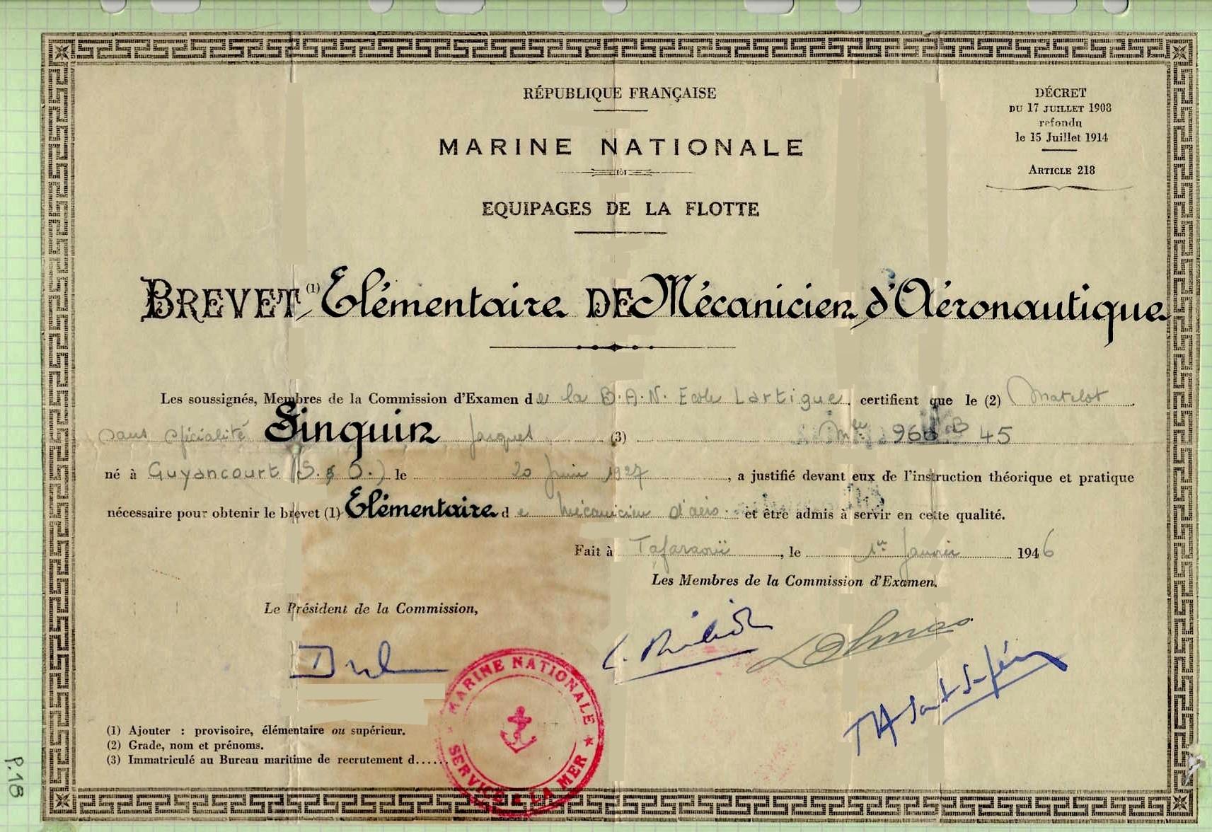 [ Aéronavale divers ] Les Mémoires de Jacques Sinquin Ap_1811