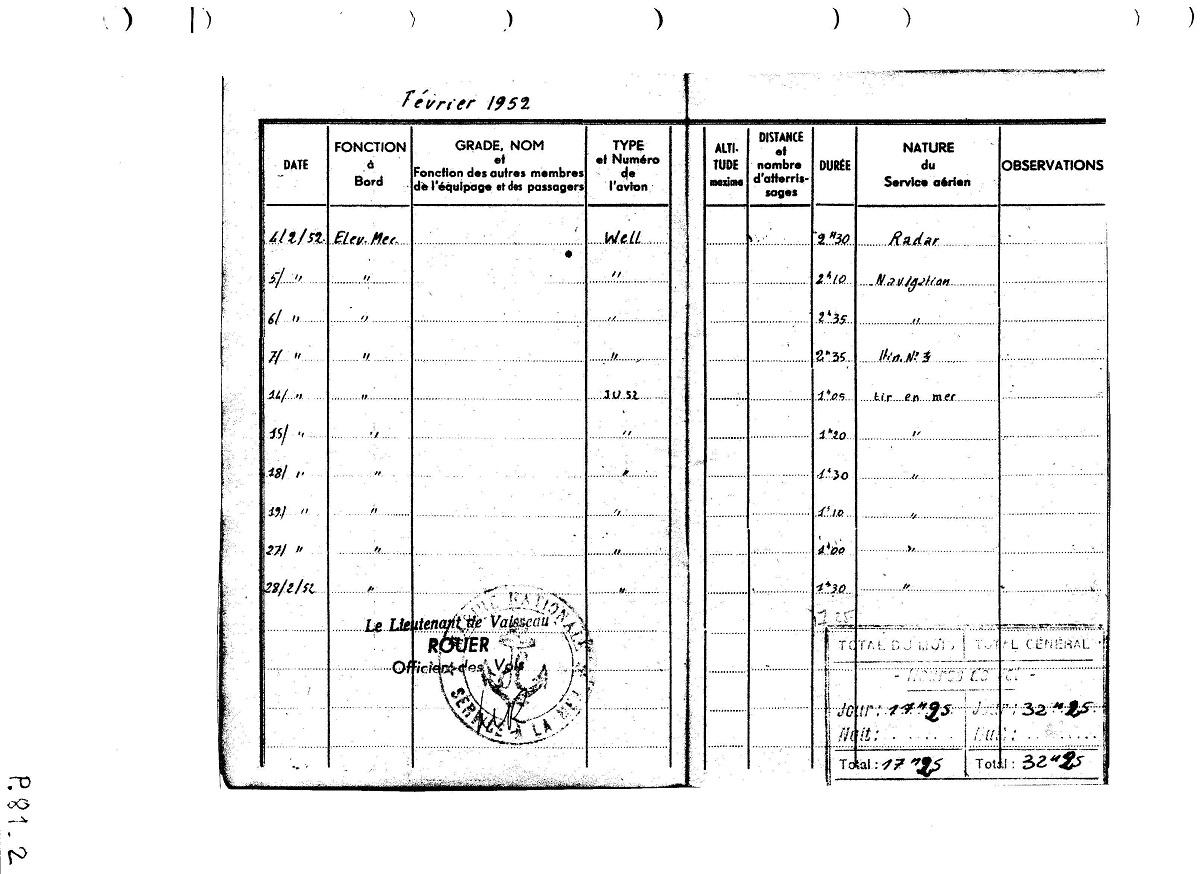 [ Aéronavale divers ] Les Mémoires de Jacques Sinquin - Page 3 Ap_81_10