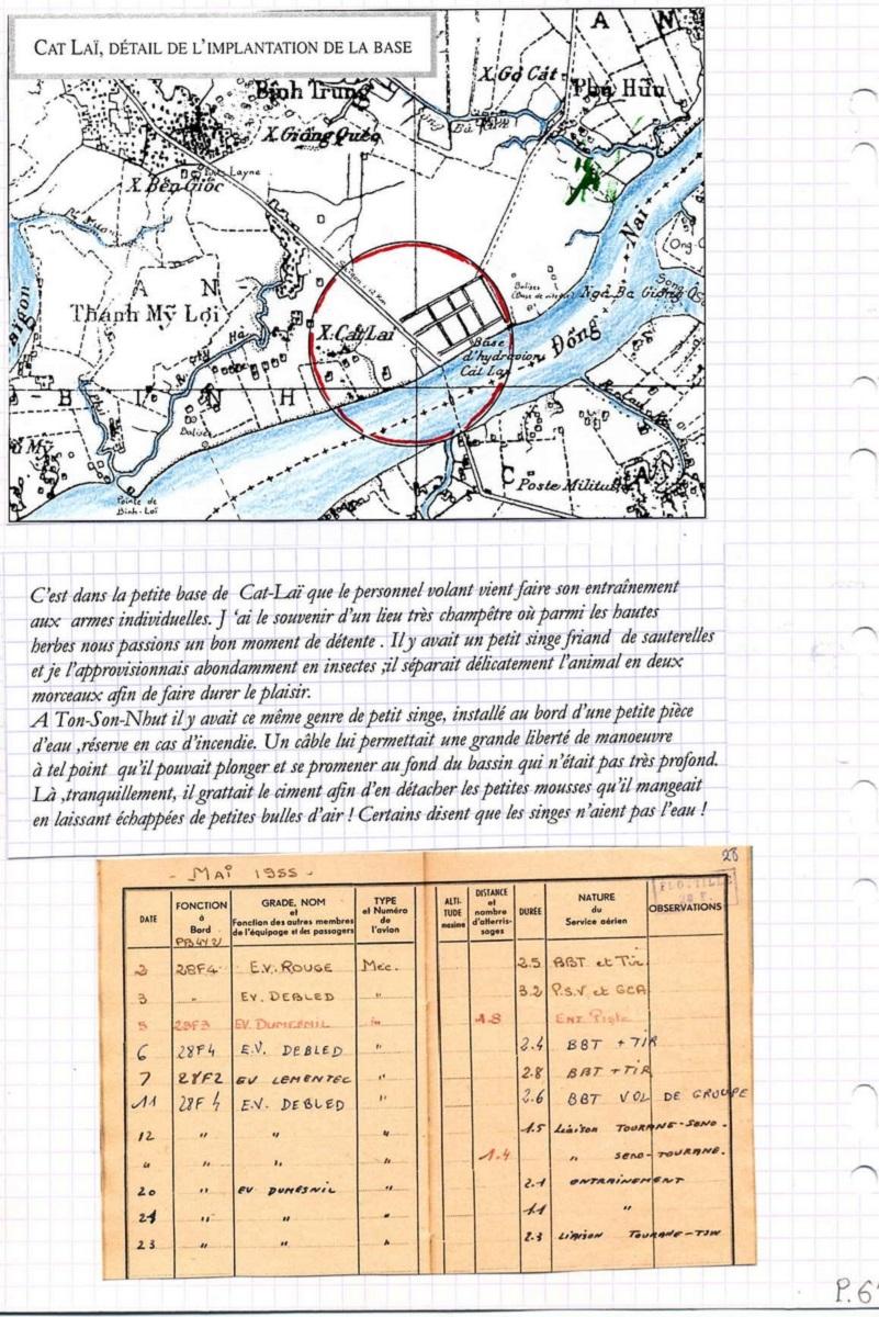 [ Aéronavale divers ] Les Mémoires de Jacques Sinquin - Page 6 Bp_61_11