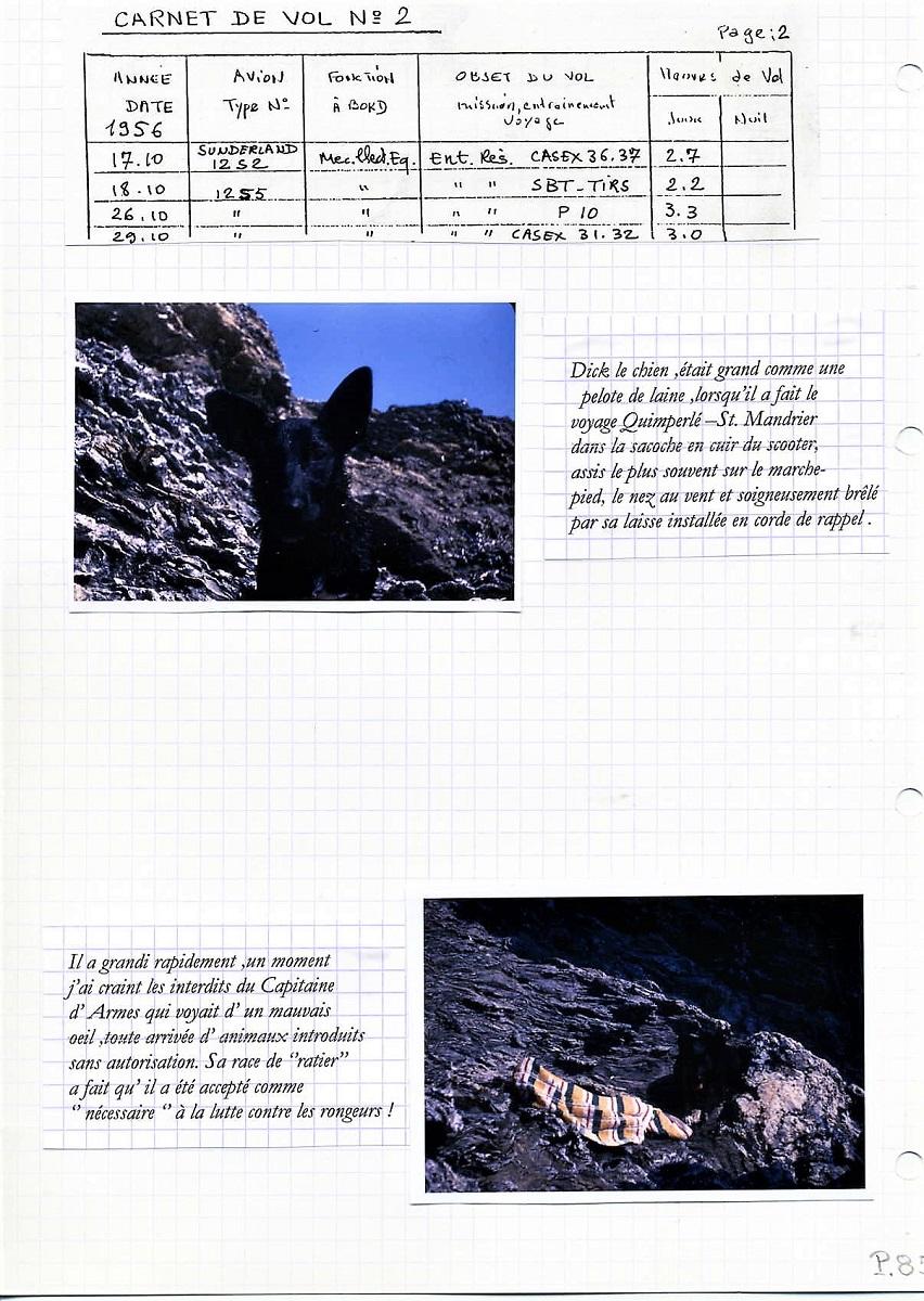 [ Aéronavale divers ] Les Mémoires de Jacques Sinquin - Page 6 Bp_8510