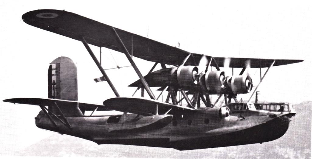 [Les anciens avions de l'aéro] L'HYDRAVION BREGUET BR.521 BIZERTE Bregue10