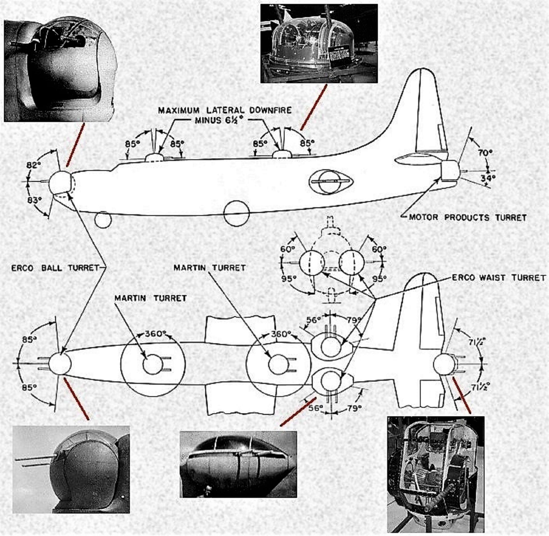 [Les anciens avions de l'aéro] Consolidated PB4Y-2 Privateer - Page 2 Caract10
