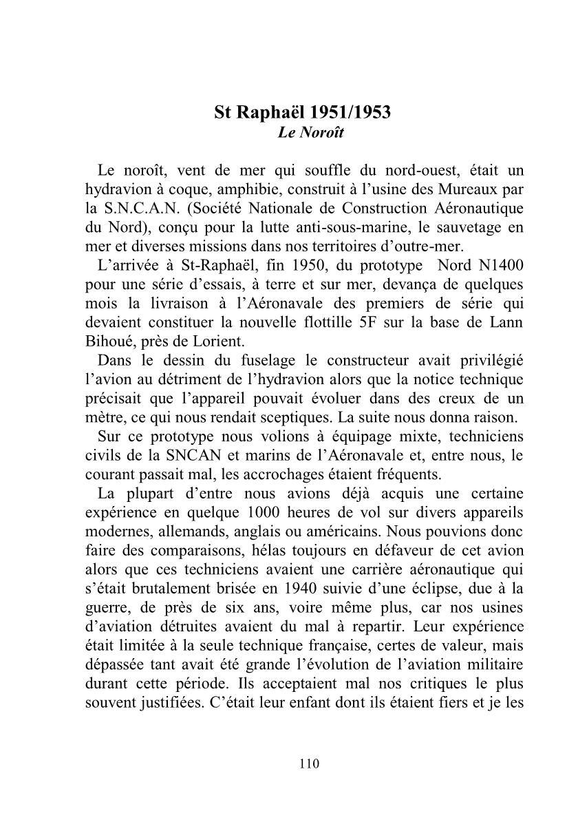 [ Aéronavale divers ] Les Mémoires d'André Digo  - Page 6 Digo_p19