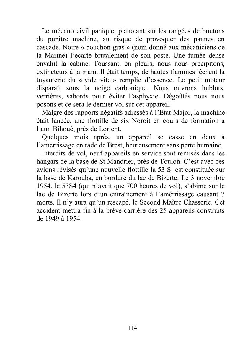 [ Aéronavale divers ] Les Mémoires d'André Digo  - Page 6 Digo_p23