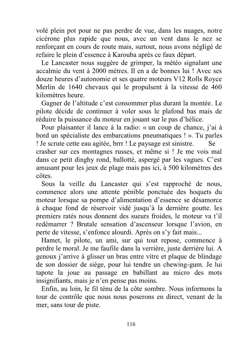 [ Aéronavale divers ] Les Mémoires d'André Digo  - Page 6 Digo_p25