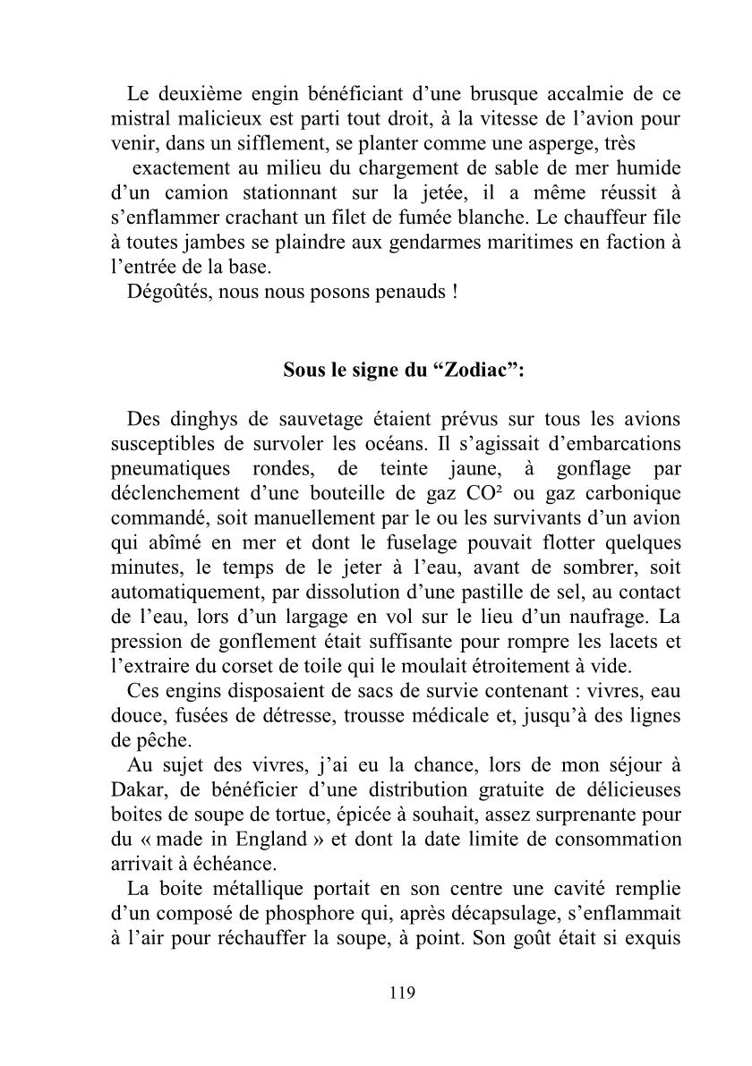 [ Aéronavale divers ] Les Mémoires d'André Digo  - Page 6 Digo_p28