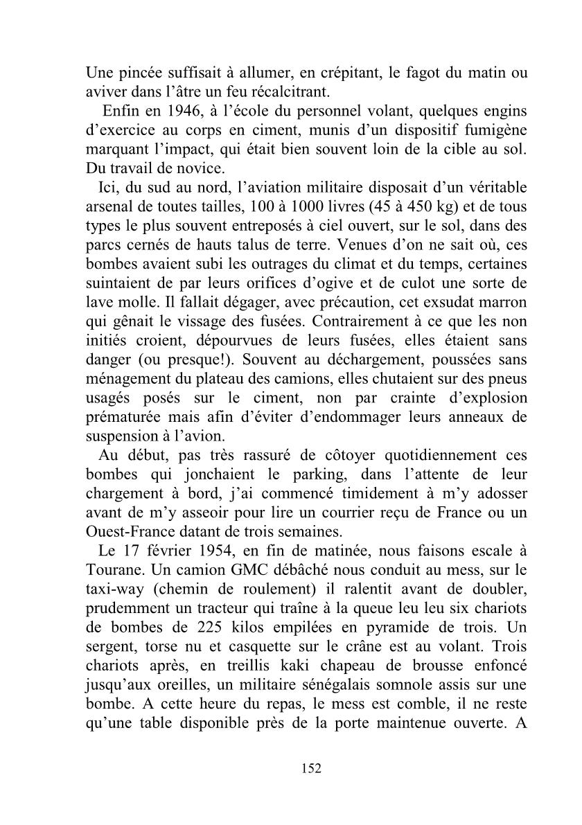[ Aéronavale divers ] Les Mémoires d'André Digo  - Page 8 Digo_p55