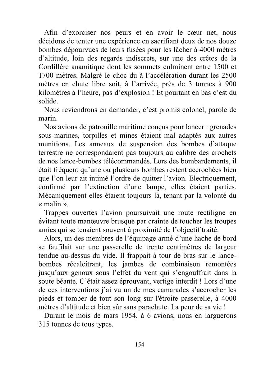 [ Aéronavale divers ] Les Mémoires d'André Digo  - Page 8 Digo_p57