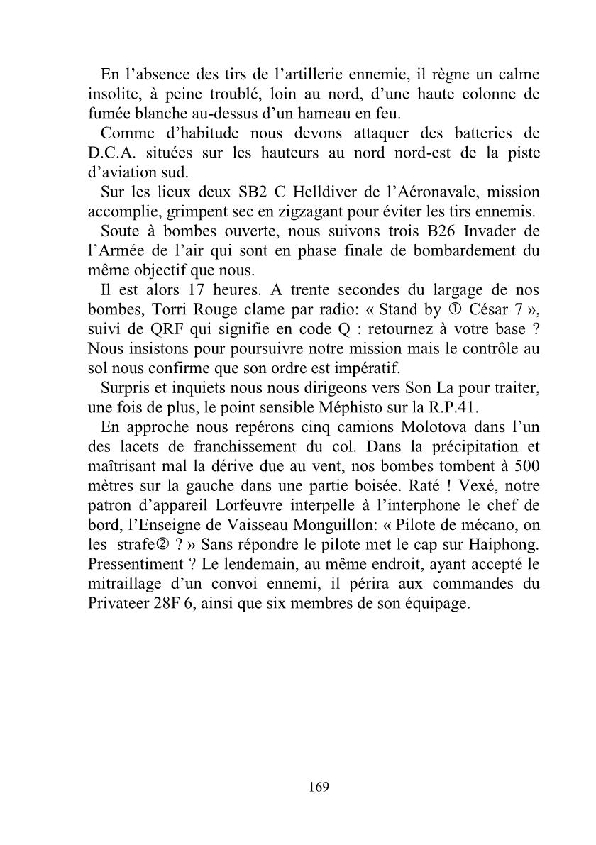 [ Aéronavale divers ] Les Mémoires d'André Digo  - Page 8 Digo_p73