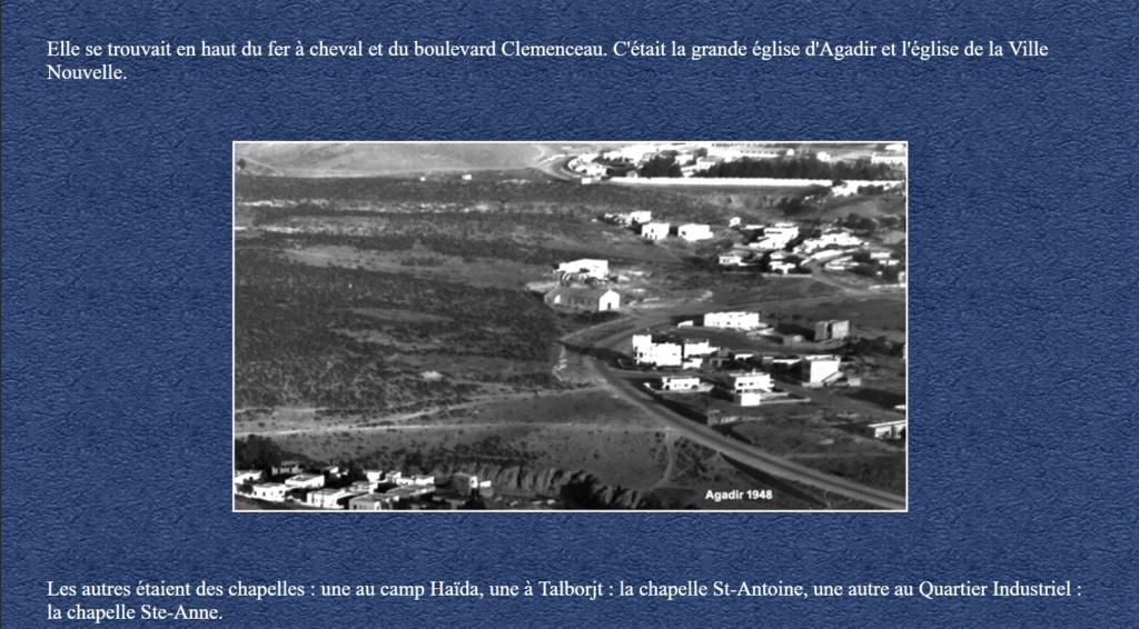 [LES B.A.N.] AGADIR - Page 19 Eglise10