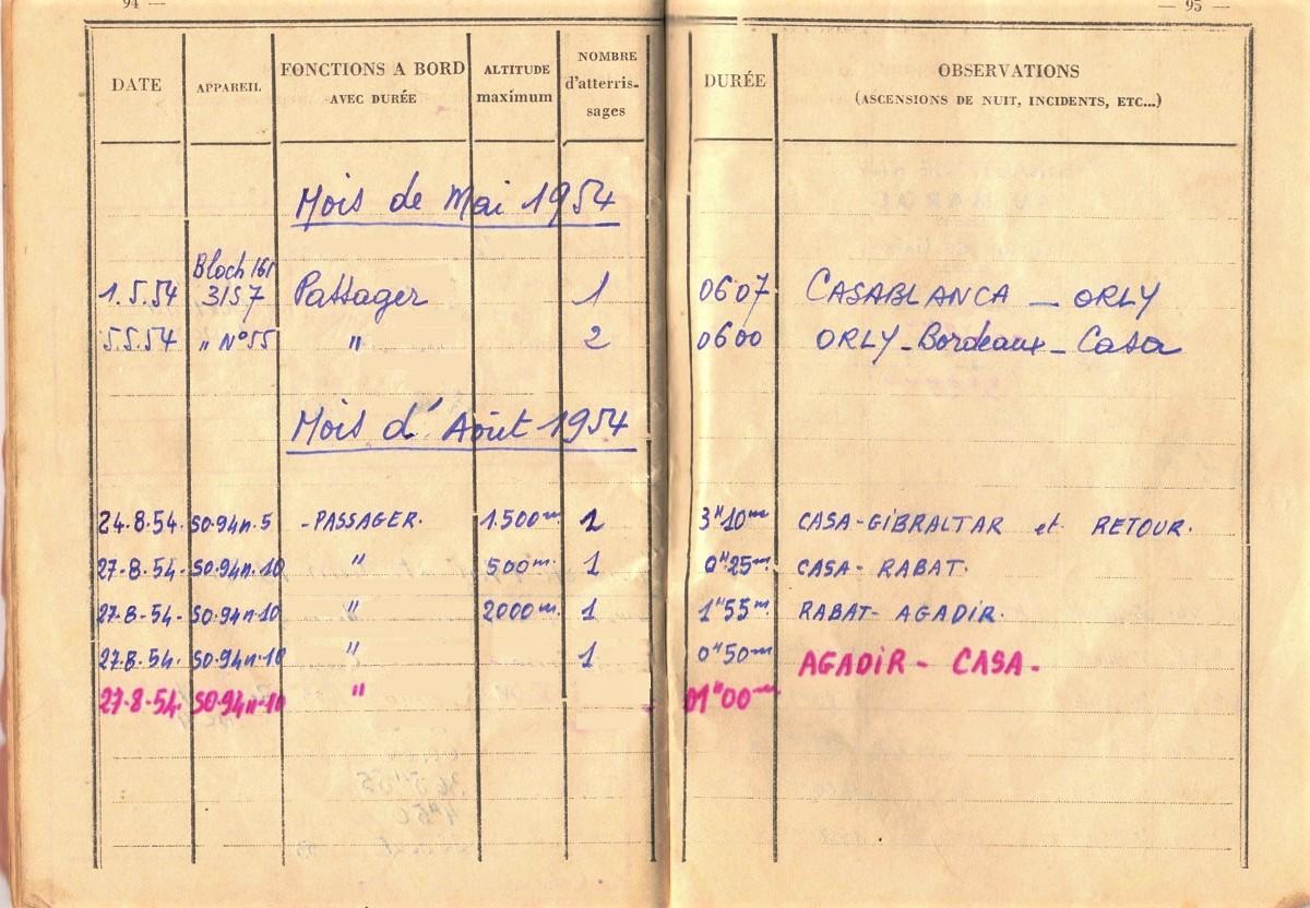 [ Aéronavale divers ] Les Mémoires de Jacques Sinquin - Page 3 Img03210
