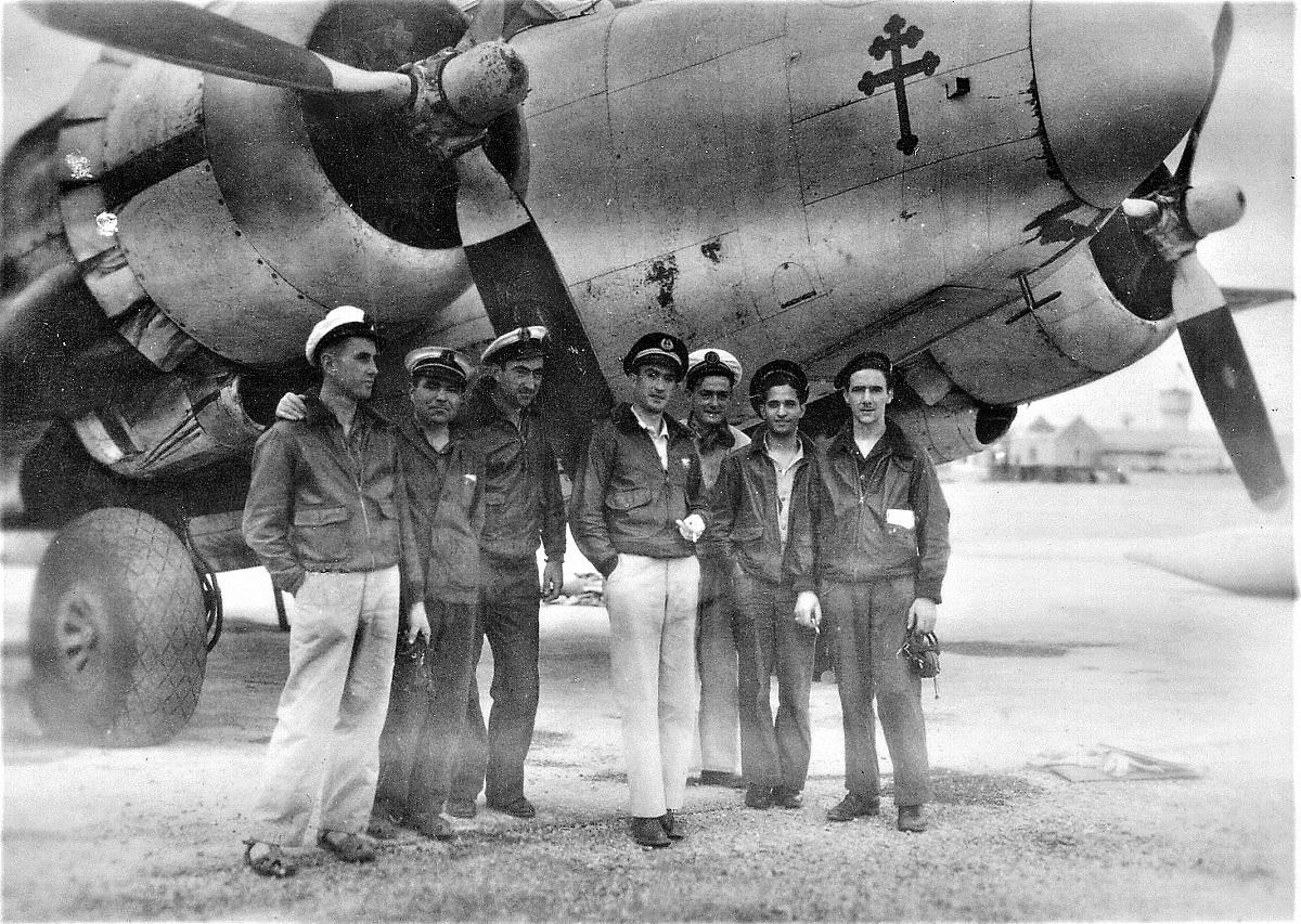 [ Histoires et histoire ] La chasse aux U-Boote à partir de Port Lyautey et d'Agadir - Page 2 Mb03911