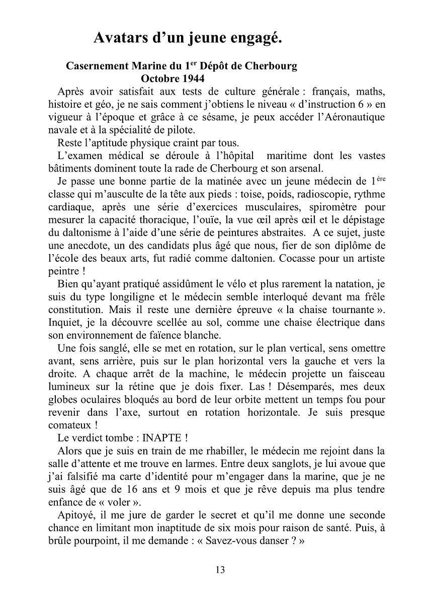 [ Aéronavale divers ] Les Mémoires d'André Digo  Memoir27