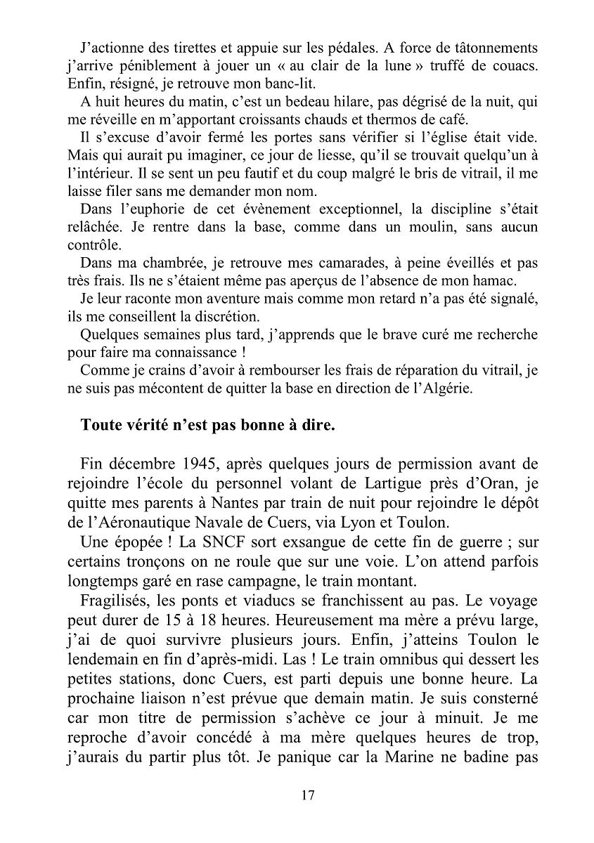 [ Aéronavale divers ] Les Mémoires d'André Digo  Memoir31