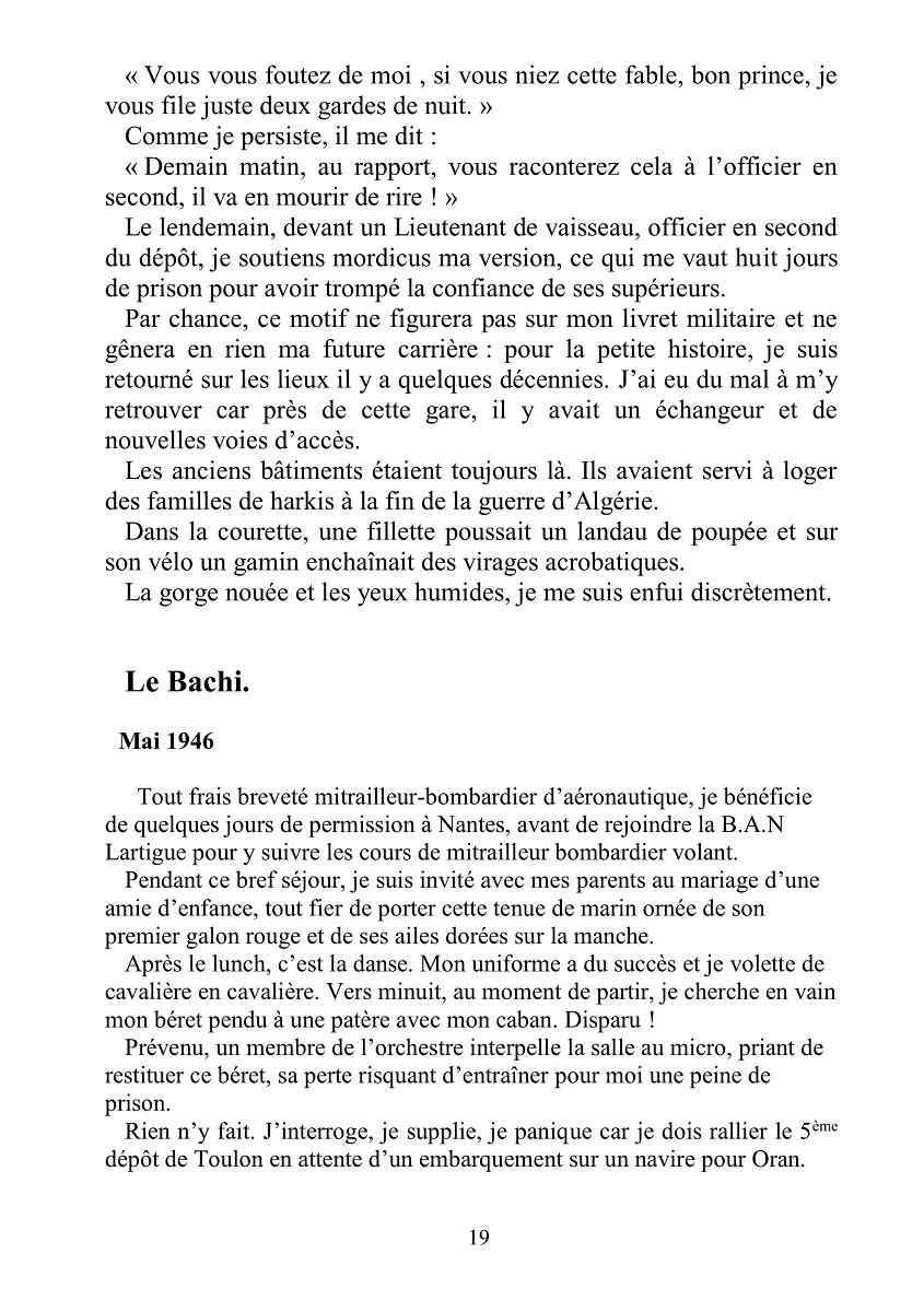 [ Aéronavale divers ] Les Mémoires d'André Digo  Memoir33