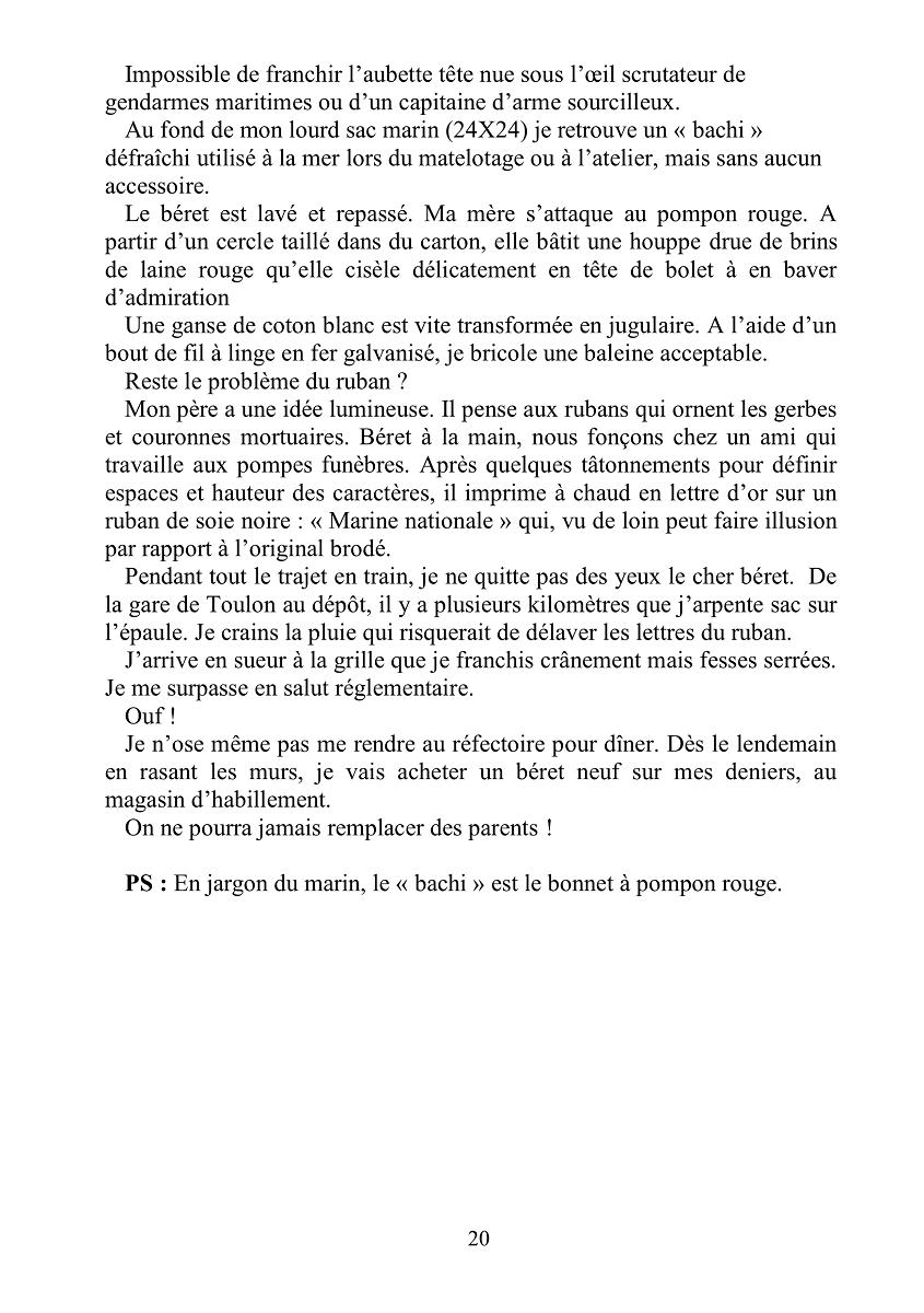 [ Aéronavale divers ] Les Mémoires d'André Digo  Memoir34
