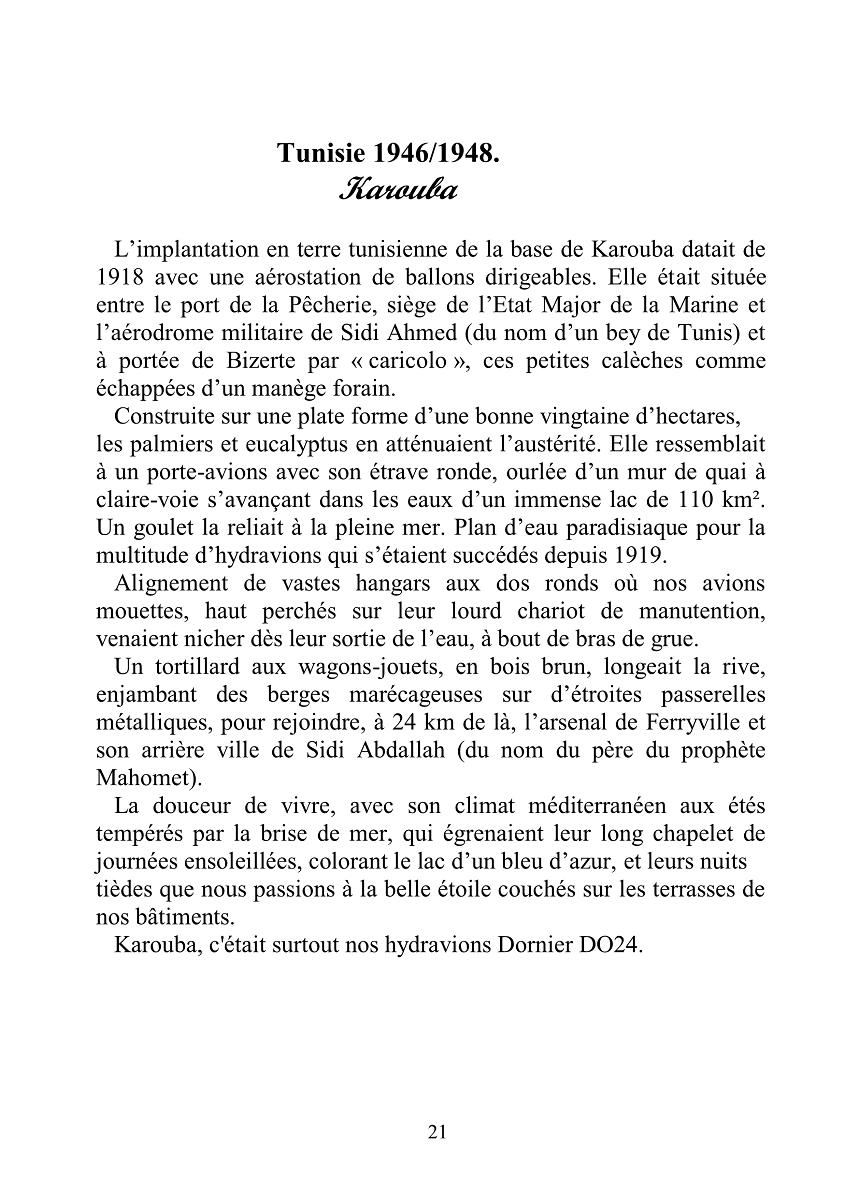 [ Aéronavale divers ] Les Mémoires d'André Digo  Memoir35