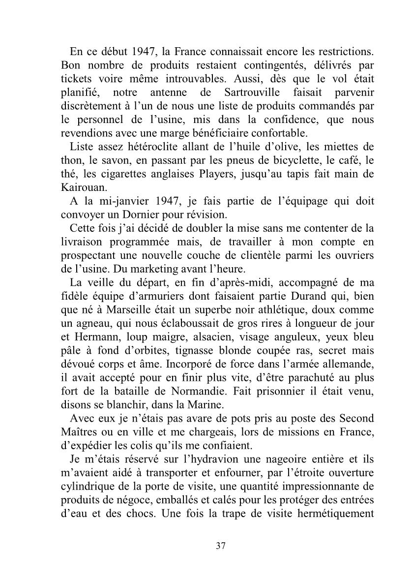[ Aéronavale divers ] Les Mémoires d'André Digo  - Page 2 Memoir46