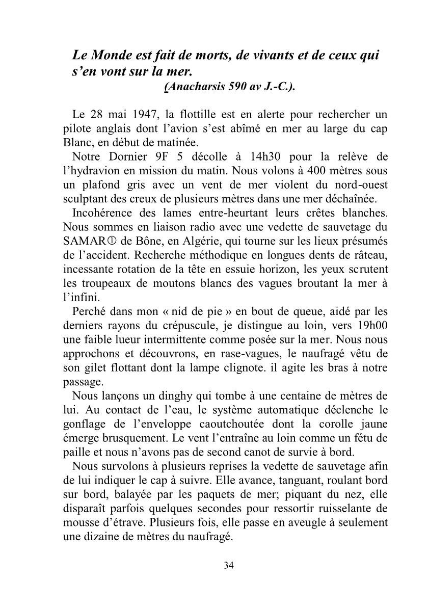 [ Aéronavale divers ] Les Mémoires d'André Digo  - Page 2 Memoir55