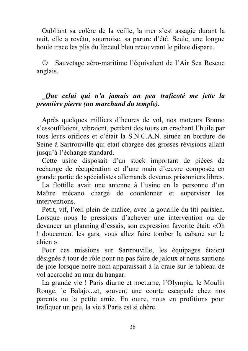 [ Aéronavale divers ] Les Mémoires d'André Digo  - Page 2 Memoir57