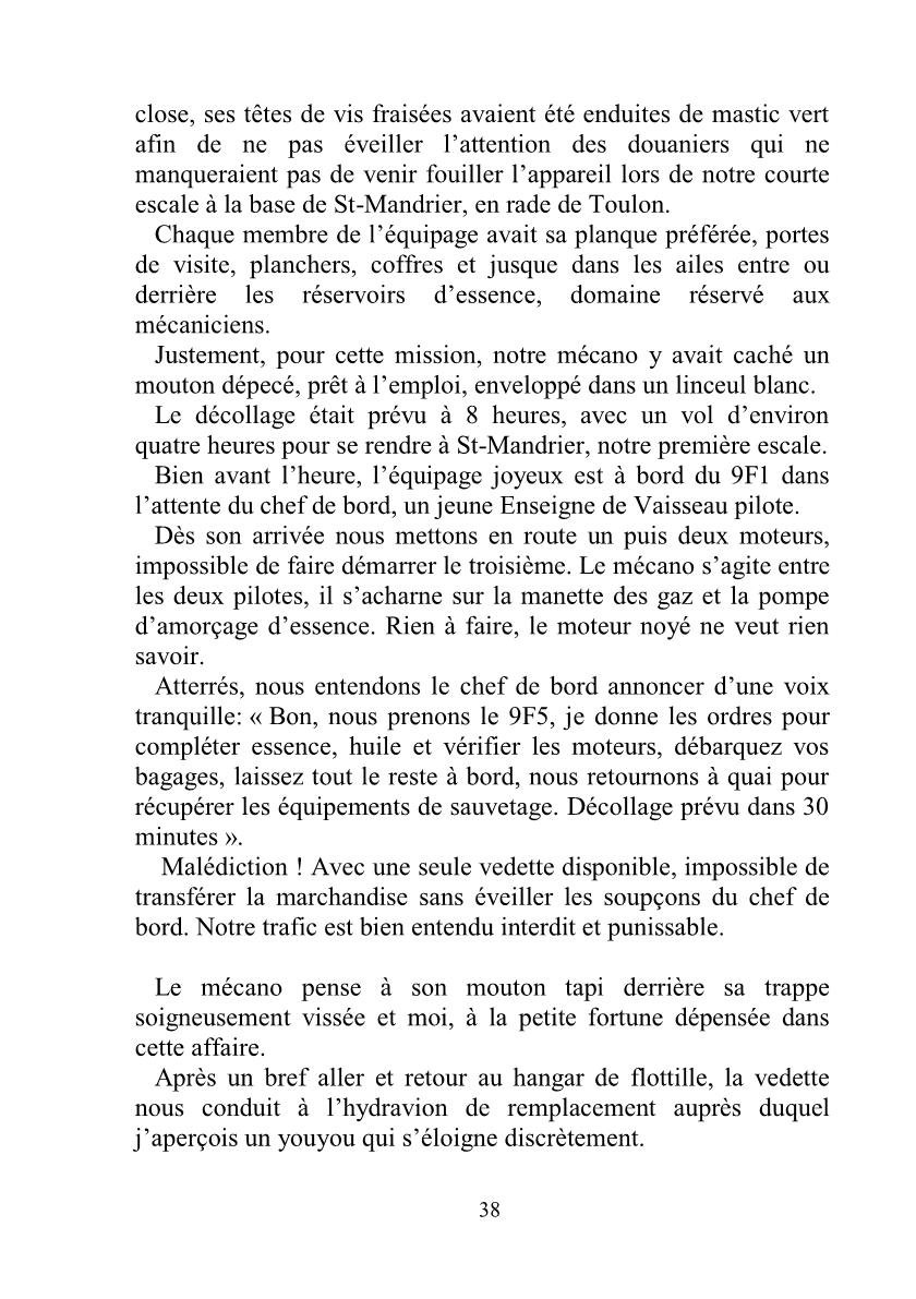 [ Aéronavale divers ] Les Mémoires d'André Digo  - Page 2 Memoir60